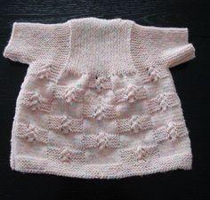 Tek Parça Kız Bebek Yeleği (3)