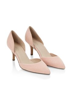 bb652a895 Elevate an outfit with our Aster two-part pointed court shoes