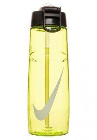 Nike Performance - T1 FLOW SWOOSH - Juomapullo - nikvolt/white