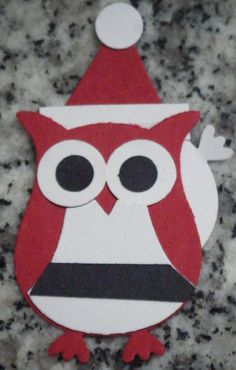 Owl Punch from Stampin Up