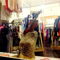 #ThriftyShifting at FARA Islington... Great for a rummage in the 'jumble of sales' - plenty if discardigans and the wrong trousers plus retro-to-go-go and  broken designer pieces.
