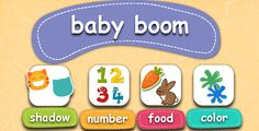 Buy Baby boom-educational children's game by Chuga on CodeCanyon. The game was made using the program Construct included capx file. Use the most stable version of the program. Online Support, Baby Boom, Mobile Marketing, Food Coloring, Designs To Draw, Mobile App, Disneyland, Logo Design, Education