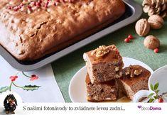 V předvánočním období vás správně naladí tato vánoční verze perníku. Staročeský perník je kromě medu plný vlašských ořechů, mandlí a rozinek a krásně křupe. Korn, Banana Bread