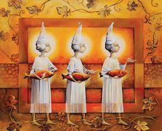 Three Wishes - Aurika Piliponiene (Print)