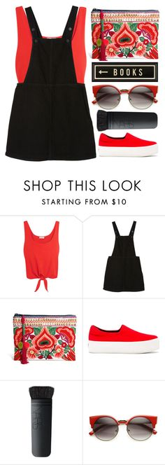 """""""Sem título #932"""" by andreiasilva07 ❤ liked on Polyvore featuring Splendid, Monki, ASOS, Opening Ceremony, NARS Cosmetics and Spicher and Company"""