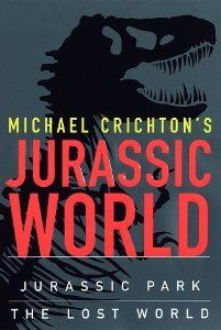 Jurassic World - Michael Crichton Jurassic Park & The Lost World in one volume. Easily one of my all-time favorite books.