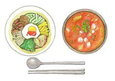 Korean Food | Flickr - Photo Sharing!