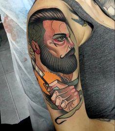 ¿Qué son los tatuajes Old School? Si de verdad eres un fan de los tatuajes deberías de conocer los diferentes estilos de tatuajes entre ellos el Old School
