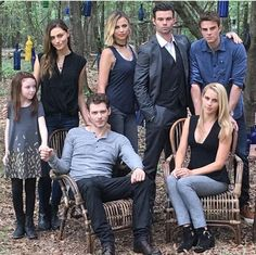 Family. Mikaelsons, The Originals.