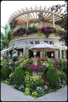 Ontario, Canada - restaurant in Niagara on the Lake