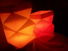 cypress space: A Waldorf Paper Lantern Tutorial :: Excellent tutorial!!! And they're beautiful.