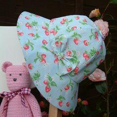 cute strawberry hat