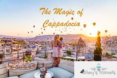 Cappadocia - Turkey  Rileys Travels