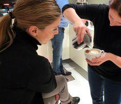 A Taste of Latte Art - ll Blog di 7Gr. Caffè Espresso - Sevengrams