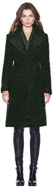 Tory Burch Katie Mohair Coat - Lookout fall, winter is around the corner.. #beamoddesigner