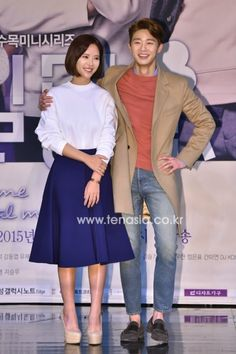 Park Seo Joon and Hwang Jung Eum in Talks as the Romantic Leads of MBC Drama She Was Pretty | A Koala's Playground