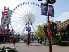 #skywheel #niagaraskywheel #niagarafalls #cliftonhill  www.cliftonhill.com