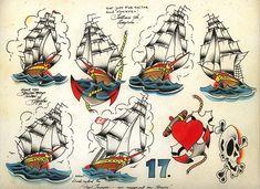 Sailor Tattoo Images & Designs