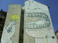 Megapost Blu Artista Urbano - Surrealismo Callejero/Digital - Taringa!