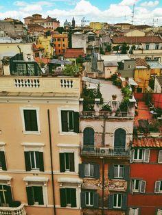 Rome, Italy by Sara White