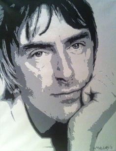 Mr. Paul Weller by Wendy Mallas