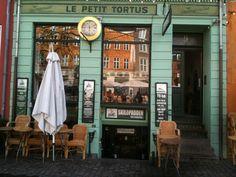 a restaurant in cph
