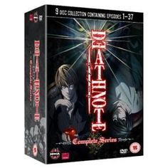 [Death Note: Complete Box Set (Product Image)]