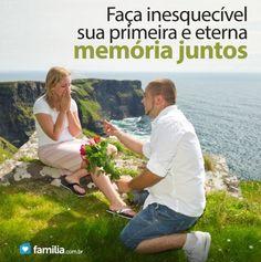 Familia.com.br | Ideias criativas para pedir a mão de sua noiva em casamento
