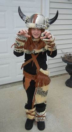 how to make a viking costume for children - Google Search