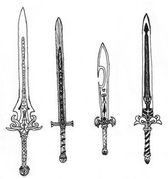 cool swords - Google Search