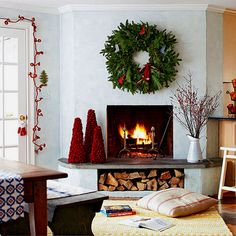 fancy-christmas-decorating-ideas-at-fireplace-with-wreath-ornament-with-traditional-decoration-ideas-with-white-mantel-design.jpg (600×600)