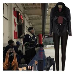 """""""Watching Justin play hockey"""" by lol-bieber ❤ liked on Polyvore featuring Justin Bieber, Topshop, River Island and Nly Shoes"""