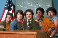 Welcome Back Kotter!!