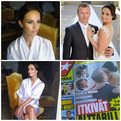 VIP CELEBRITY WEDDING HAIR AND MAKEUP FOR MODEL MINTTU RÄIKKÖNEN AND FORMULA 1 CHAMPION KIMI RÄIKKÖNEN IN TUSCANY ITALY BY JANITA HELOVA www.janitahelova.com #italyvipwedding #janitahelova #italycelebritywedding #italyluxurywedding #tuscanyvipwedding #tuscanyluxurywedding #tuscanyviphairstylist #tuscanyvipmakeup #celebrityweddings #romevipwedding #romecelebritywedding #romecelebritymakeupartist #romecelebrityhairstylist #romemodelmakeup #italymodelwedding #kimiräikkönen #mintturäikkönen #f1 Celebrity Wedding Hair, Celebrity Hair Stylist, Wedding Hair And Makeup, Celebrity Weddings, Hair Makeup, Models Makeup, Luxury Wedding, Wedding Hairstyles, Tuscany Italy