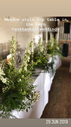Wedding flowers Wedding Flowers, Table Decorations, Plants, Home Decor, Style, Swag, Decoration Home, Room Decor, Plant