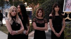 6.11 Of Late I Think of Rosewood - 0159 - Lucy Hale Online Image Gallery