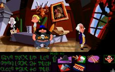 Day of the Tentacle  - PC - 1993