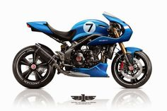 Ottonero Cafe Racer: Jagumph 7MC - someone MUST build this. Triumph should build this bike!!!