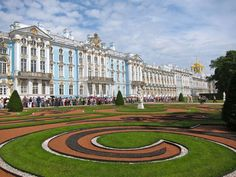 Catherine's Palace In Pushkin: What Happens When You Have An Interior Decorator And Money To Burn
