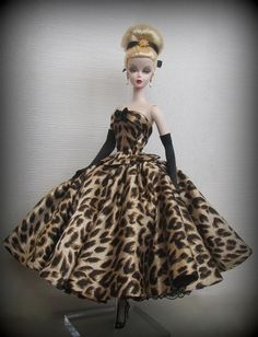 Stunning in the Spotlight Silkstone Barbie Dolls