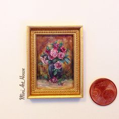 Miniature painting by Miniarthouse.
