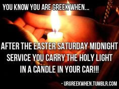 Candle In The Car