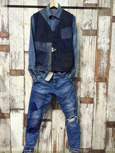 Denim Premiere Vision, November 2015 uniforms Designed and Developed at Denim Clothing Company