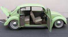 Suicide-doors #VW Bug
