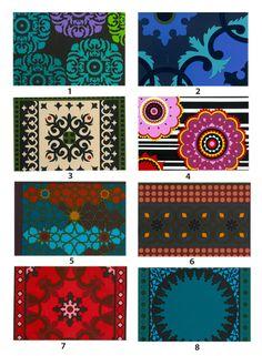 beautiful placemats