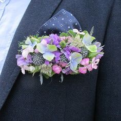 The Wedding Buttonhole - Everyday Bride Blog