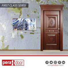 Kalitenin ve güvenin adı, Peradoor! #Peradoor #çelikkapı #ahşapkapı #dekorasyon #kapı #dekorasyon #firstclass