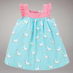 d0ee04461 Buy John Lewis Baby Goose Dress, Multi Online at johnlewis.com John Lewis  Baby