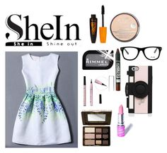 """Step In Or Out"" by davisaudrey on Polyvore featuring Too Faced Cosmetics, Rimmel, Muse, Kate Spade and Lime Crime"