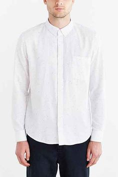 Cheap Monday Bruno Button-Down Shirt - Urban Outfitters